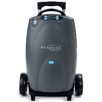 Sequal Eclipse 5 Portable Oxygen Concentrator Rental Package