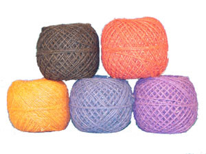 Color Hemp Twine.