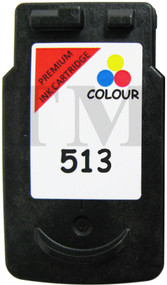 Canon CL-513 Colour Remanufactured Ink Cartridge
