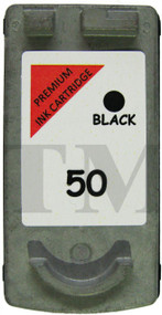 Canon PG-50 Black Remanufactured Ink Cartridge