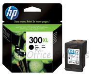 HP Original 300XL 12ml Black Ink CC641EE