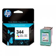 HP Original 344 Tri-Colour Ink C9363EE