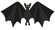 Free Printable Creepy Bat