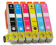 Epson T2431 - T2436 24 XL Compatible Set Ink Cartridges