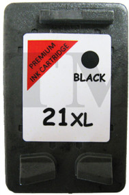 21 XL Black Remanufactured HP Ink Cartridge