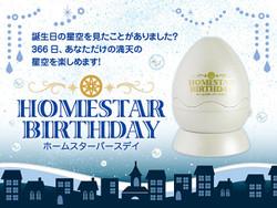 SEGATOYS Tiny HomeStar Birthday Portable Planetarium Key Chain STYL016600