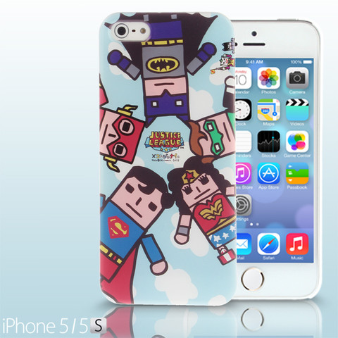 dc Comics Iphone Case Iphone 5 / 5s / 5c Comic Case