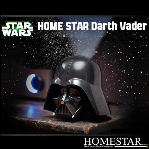 SEGATOYS HomeStar STAR WARS Darth Vader The Star Wars Collections + Home Planetarium STYL026000 By IQCUBES.COM