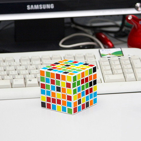 The Giant 6x6x6 IQ Cube (INNV006000) by IQCUBES.COM
