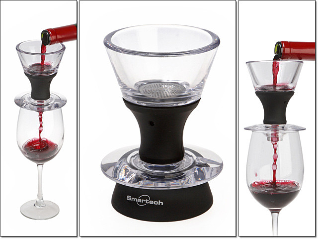 Smartech Wine Enhancer (GGBEV001700) by IQCUBES.COM