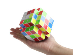 IQ Cube, Magic Cube, IQ Brick, Rubik Cube,The Extended 3x3 IQ Cube (INNV004500) by IQCUBES.COM