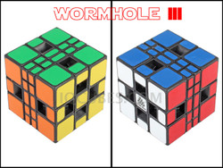 IN-OUT WORM HOLE 3x10x3 IQ Cube (IQBG008902) by IQCUBES.COM