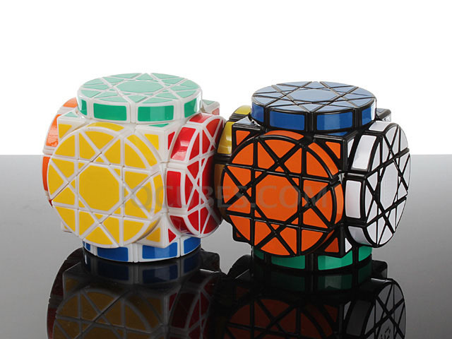 The MAZE Roulette Wheel IQ Cube (IQBG011000) by IQCUBES.COM