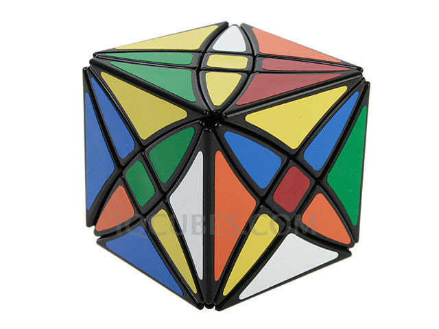 3x3x3 Diagonal Matrix IQ Cube (IQBG005100) by IQCUBES.COM