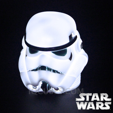 The Star Wars Night Light - Storm Trooper (IQLFS000001) by IQCUBES.com