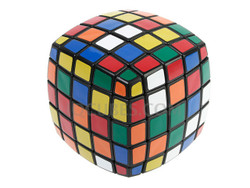 The 5x5x5 Smooth Curve IQ Cube (IQBG006300) by IQCUBES.com