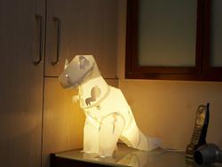 DIY Assemble Dinosaur Lights set T REX