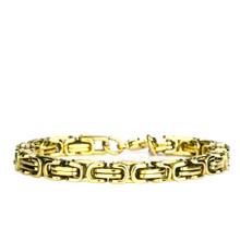 aretha BR70361-21 316L Stainless Steel Bracelet gold