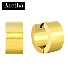 aretha ER72147 316L Stainless Steel Earrings gold