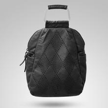 Waterproof Leather women stud casual backpack  shoulder hobo bag