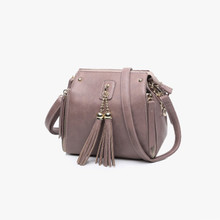 Waterproof Leather women cross body bag shoulder handbag wallet purse