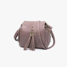 Waterproof Leather women cross body bag shoulder handbag wallet purse