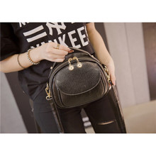 MINI WOMEN CROSS BODY BAG SHOULDER CLUTCH SMALL WALLET PURSE BLACK