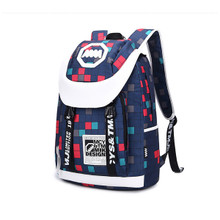 WATERPROOF teenage BACKPACK SCHOOL BAG LAPTOP BAG RUCKSACK MULTI COLOR