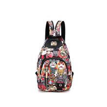 TEENAGE BACKPACK SCHOOL SHOULDER BAG  RUCKSACK