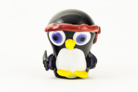Iceberg Glass - Penguin Figurine #11