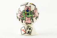Gregg Pessman - Pigs Playing Poker