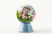Gregg Pessman - Pigs In Playing Golf