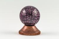 Margaret Zinser - Maze Marble #1