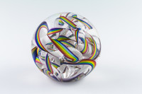 Chris Steffens Rainbow Scramble Paperweight