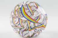 Chris Steffens - Soft Glass Paperweight #4