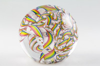 Chris Steffens - Soft Glass Paperweight #3