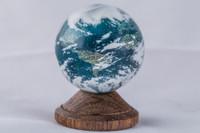 Geoffrey Beetem - Earth Marble #8