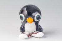 Iceberg Glass - Penguin Figurine #17