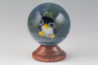 Iceberg Glass - Penguin Marble #1