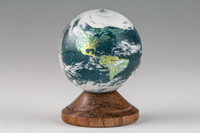 Geoffrey Beetem - New Earth Marble #8