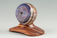 Tulipwood - Wooden Marble Stand #1