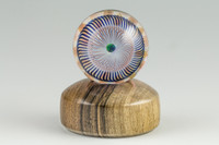Black Walnut - Wooden Marble Stand #2