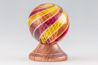 Hot House Glass Marble #69