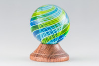 Hot House Glass Marble #62