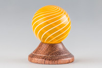 Hot House Glass Marble #38