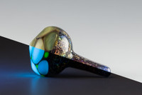 Joshua Hamra - Half/Half - Spinning Glass Top #08