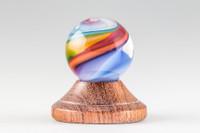 Chris Steffens - Rainbow Swirl Marble #2