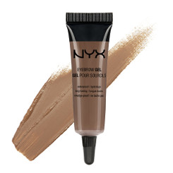 Nyx Eyebrow Gel in Chocolate