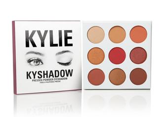 Kylie Kyshadow The Burgundy Palette