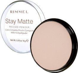 Rimmel Stay Matte Powder in Creamy Beige